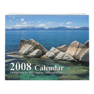 Imágenes del oeste calendario