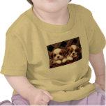 Imágenes del perrito camisetas