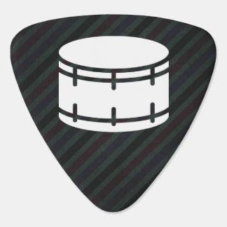 Imágenes del tambor gráficas plumilla de guitarra
