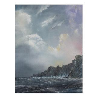 Imágenes del viento del norte tarjeta postal