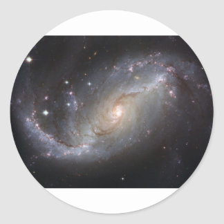 Imágenes fantásticas 1 de Hubble Pegatina Redonda
