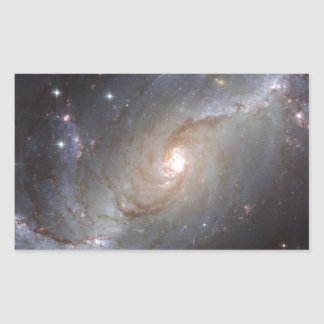 Imágenes fantásticas 1 de Hubble Pegatina Rectangular
