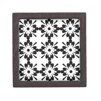 Imágenes florales caja de joyas de calidad
