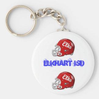 imágenes, imágenes, DSI de Elkhart Llavero Redondo Tipo Pin