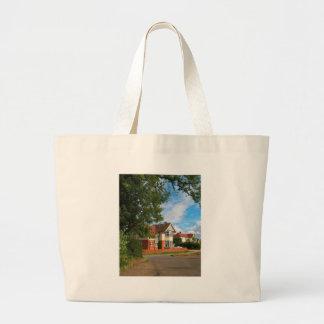Imágenes inglesas del campo (1) bolsas de mano