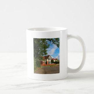 Imágenes inglesas del campo (1) taza