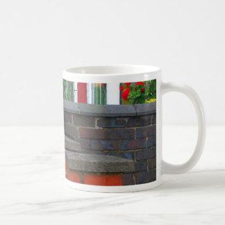 Imágenes inglesas del campo (3) taza de café
