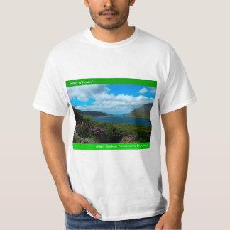 Imágenes irlandesas para la camiseta de los playera