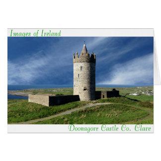 Imágenes irlandesas para la tarjeta de felicitació
