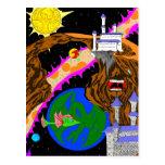 Imágenes ocultadas fantasía tarjetas postales