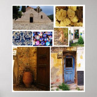 Imágenes poster de Creta, Grecia