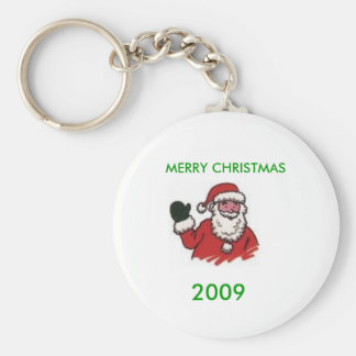 images, 2009, MERRY CHRISTMAS Keychain