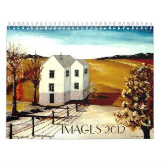 IMAGES 2012 - Calendar