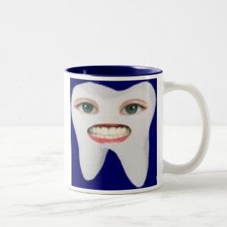 ¡images-2 los dientes limpios son dientes felices tazas