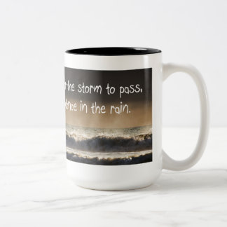 Images and Quotes Mug