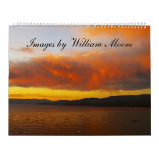 Images by William Moore Calendar