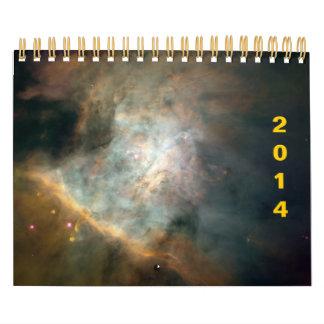 Images from NASA Calendar
