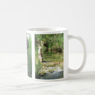 Images from Turner Falls Classic White Coffee Mug