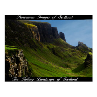 Images if Scotland for postcard