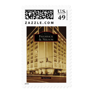Images of America: Frederick & Nelson Postage Stamp