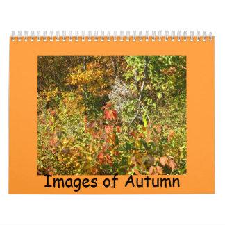 Images of Autumn Calendar