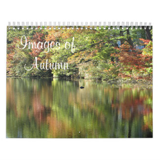 Images of Autumn Calendar