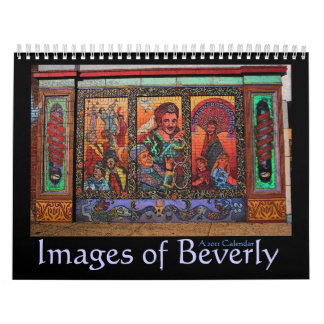 Images of Beverly 2011 Calendar
