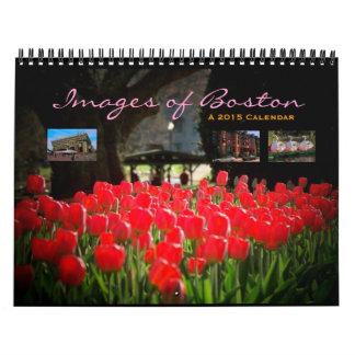 Images of Boston 2015 Calendar