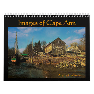 Images of Cape Ann 2014 Calendar