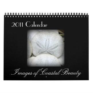 Images of Coastal Beauty ~ 2011 Calendar