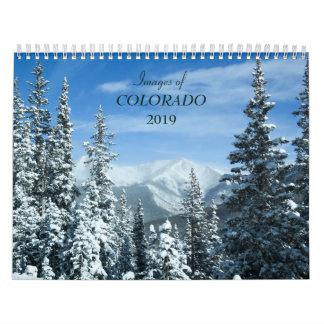 Images of Colorado Calendar