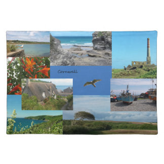 Images of Cornwall Cloth Placemat
