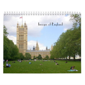 Images of England Calendar