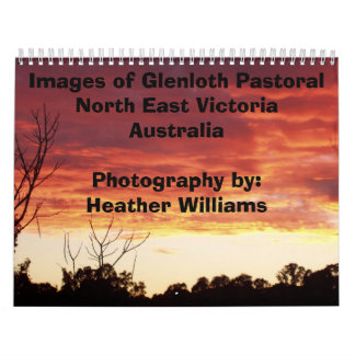 Images of Glenloth Pastoral Calendar