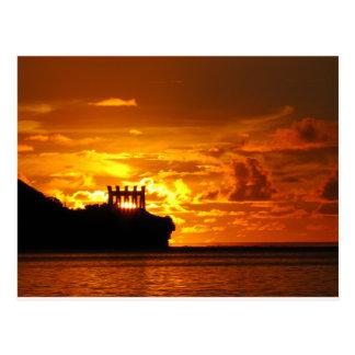 Images of Guam Postcard