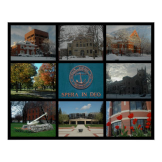 Images of Hope College Poster