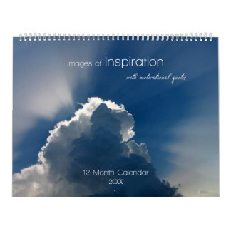 Images of Inspiration with Motivational Quotes Calendar