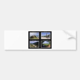 Images of Ireland Car Bumper Sticker
