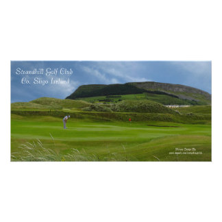 Images of Ireland for 8-x-4-Photo-card Card