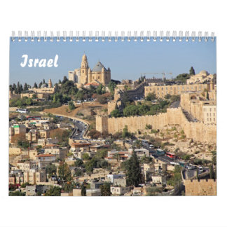 Images of Israel Wall Calendars