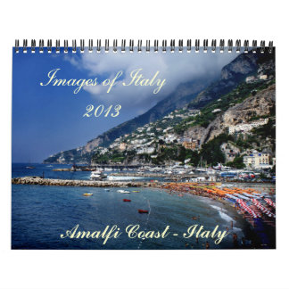 Images of Italy - 2013 Calendar