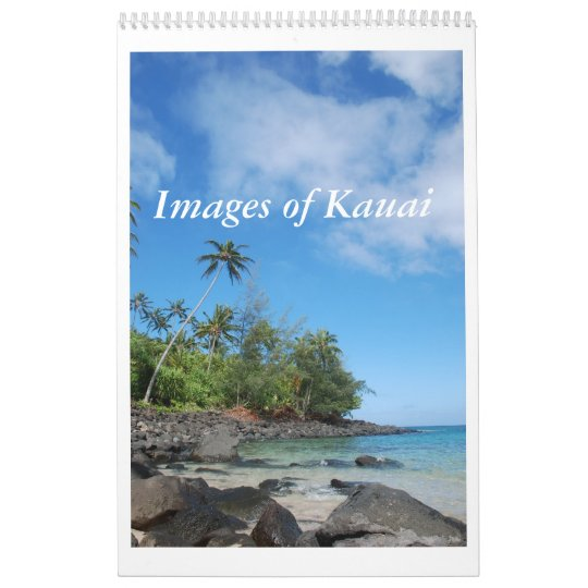 Images of Kauai 2010 Calendar