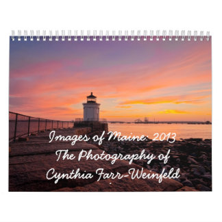 Images of Maine: 2013 Calendar
