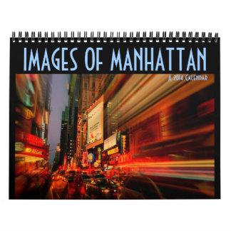 Images of Manhattan 2014 Calendar
