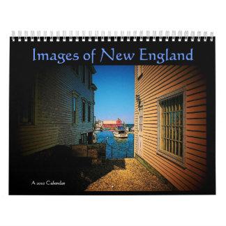 Images of New England 2010 Calendar