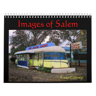 Images of Salem 2010 Calendar