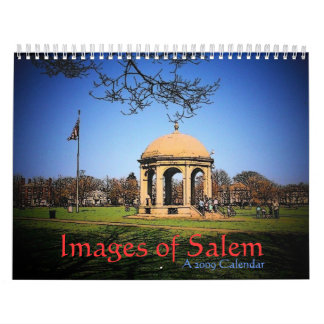 Images of Salem Calendar