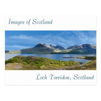 Images of Scotland for postcard