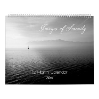 Images of Serenity Calendar