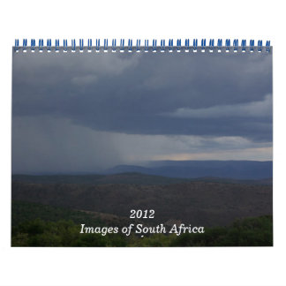 Images of South Africa Calendar